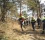Čistilna akcija v Parku vojaške zgodovine v Pivki, 16.3.2014